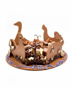 Farandole de Pâques chocolat Lait Mélange gourmand Tristan Chocolatier
