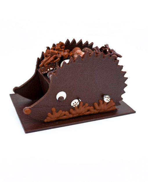 Hérisson, Chocolat Noir Mélange gourmand Tristan Chocolatier