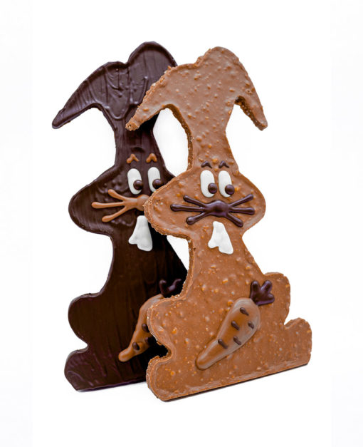 Lapins de Pâques Tristan Chocolatier