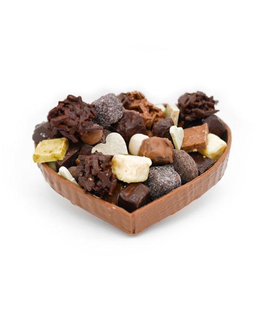 Moyen Coeur Lait Tristan Chocolatier